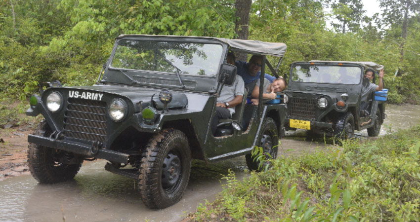 Jeep Tour to Countryside