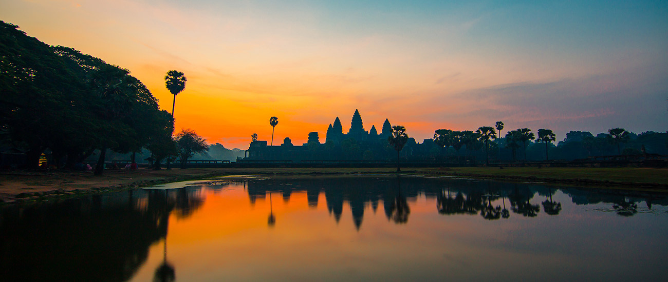 Amazing Angkor Wat Temple