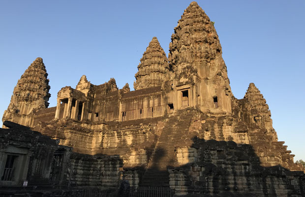 Angkor Private Tour