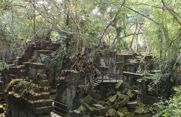 Beng Mealea Private Tour