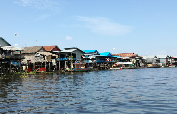 Kampong Pluk Fishing Village Tour