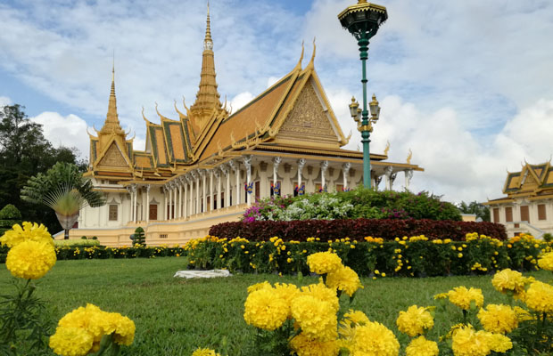 Phnom Penh Sightseeing
